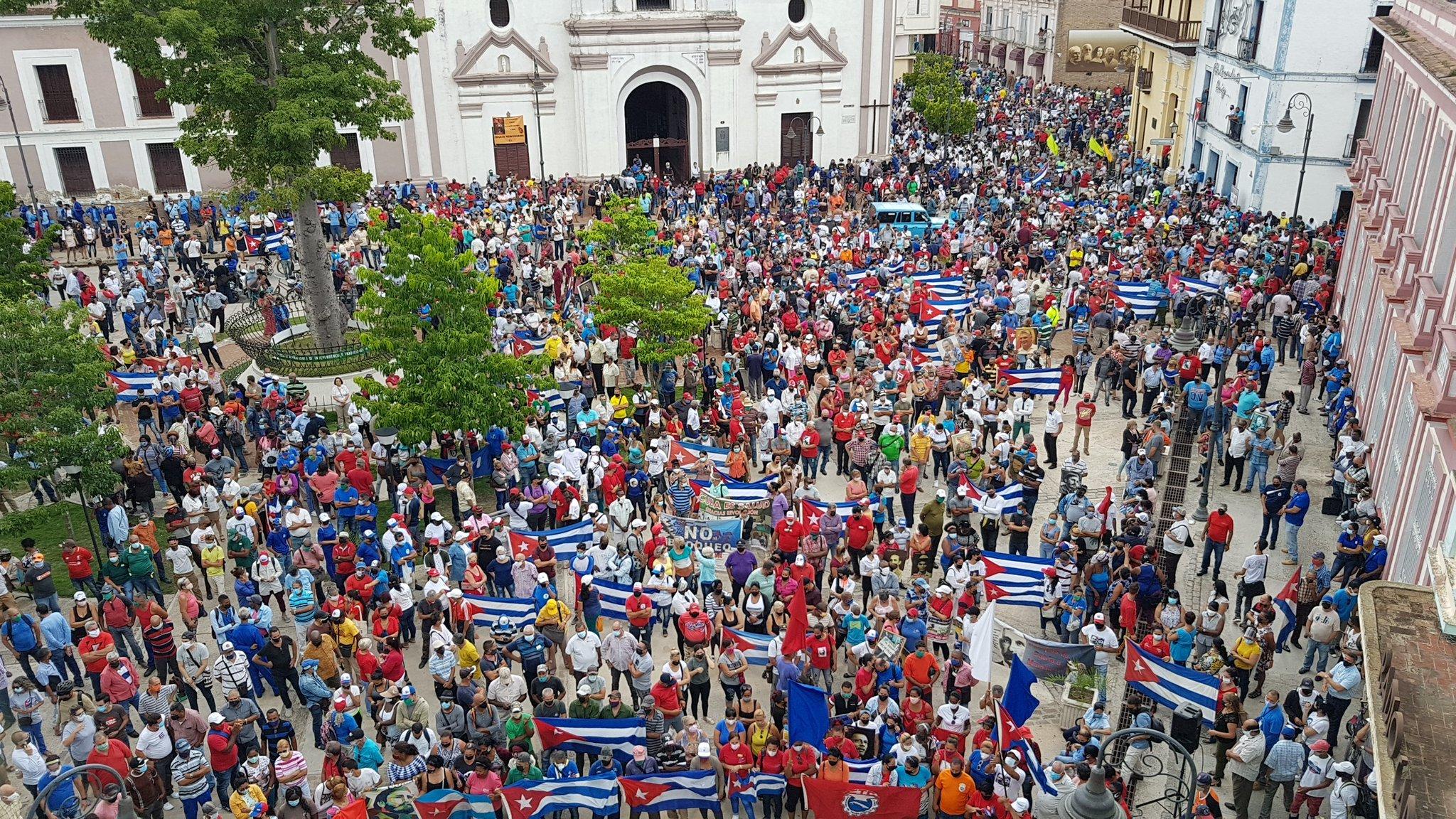 Informe de situación: Cuba