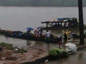 El informe denuncia que los grupos armados ilegales impiden el tránsito en lanchas por el río Bojayá y afectan el acceso a alimentos.