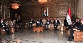 El titular del ramo iraquí destacó la necesidad de unificar posturas en torno a los derechos marítimos de ambas naciones.