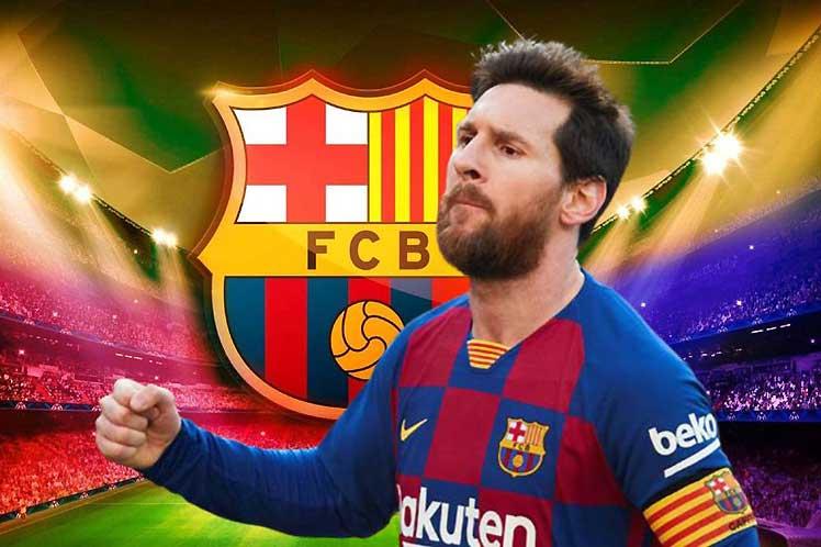 La salida de Messi podría costarle al Barça €137 millones en valor de marca según Brand Finance