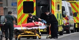 EnReino Unido hay un total de 5.281.098 casos confirmados de Covid-19, mientras que los decesos llegan a128.593.