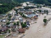El distrito de Ahrweiler, en la región alemana de Renania-Palatinado es una de las zonas más afectadas por las lluvias e inundaciones.