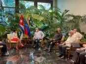 Rodríguezexpresó a través de su cuenta Twitter su rechazó ante las acciones desestabilizadoras que se promueven y ejecutan en contra del pueblo y el gobierno de Cuba.