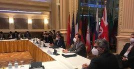 En Viena tienen lugar varias rondas de negociaciones entre Irán y el Grupo 5+1 para reactivar el pacto nuclear tras el abandono del mismo por parte de Estados Unidos.