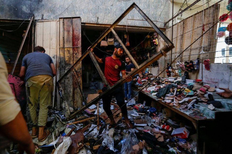 Aunque las autoridades no han dado cifras oficiales, se conoce que la mayoría de las víctimas del atentado fueron muertos y heridos.