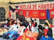 La lucha de docentes ecuatorianos por una educación pública de calidad es apoyada por organizaciones estudiantiles e indígenas.