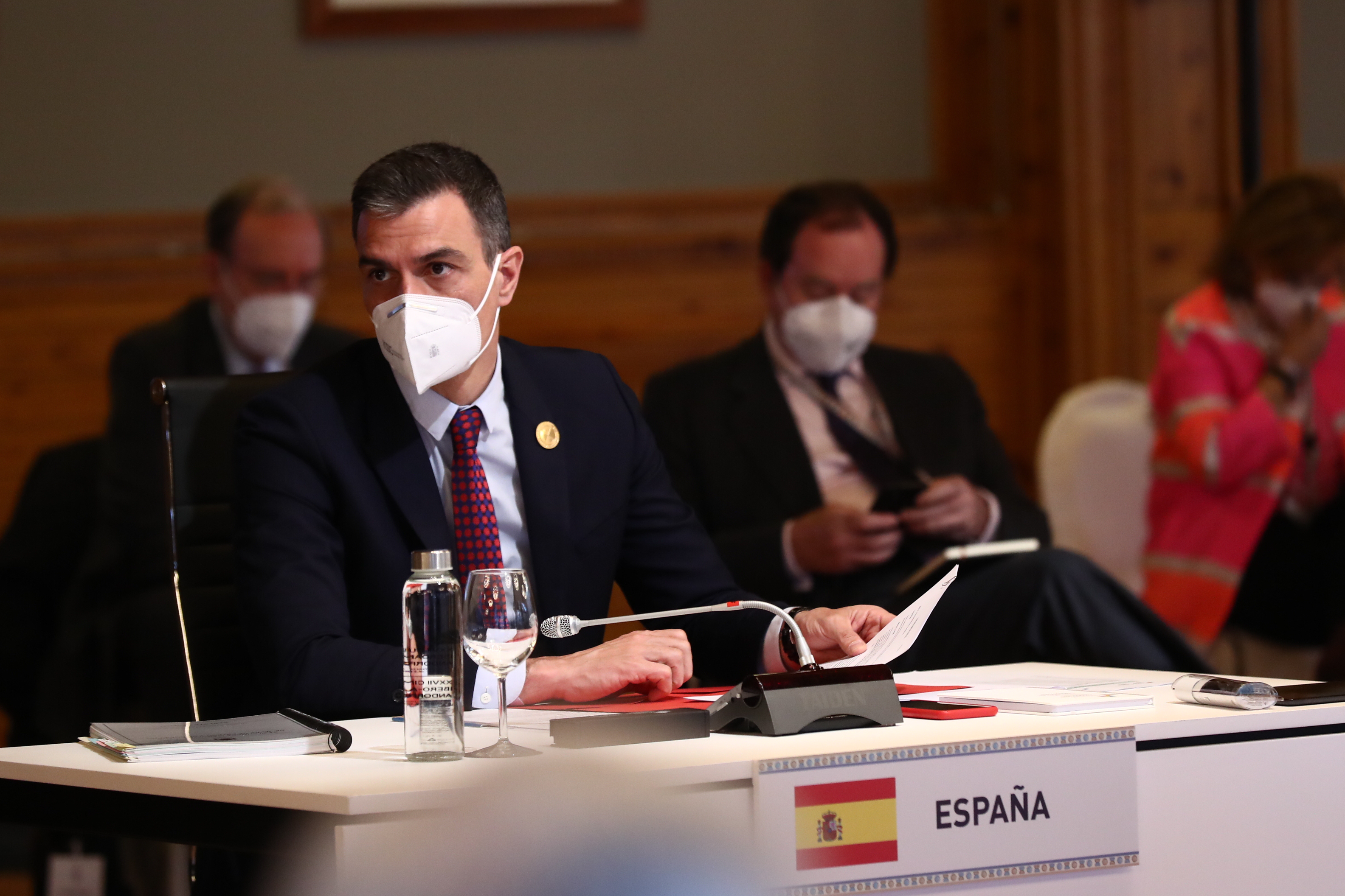 """España: Pedro Sánchez y la """"Operación Toga"""""""