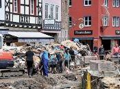 El Consejo de Ministros de Alemania aprobó una partida inicial de 200.000.000 de euros para los damnificados, pero puede aumentar el doble o más, en dependencia de las necesidades de los los estados federales.