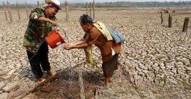 La frecuencia de las sequías e inundaciones incrementan la escasez de alimentos y el hambre en todo el mundo.