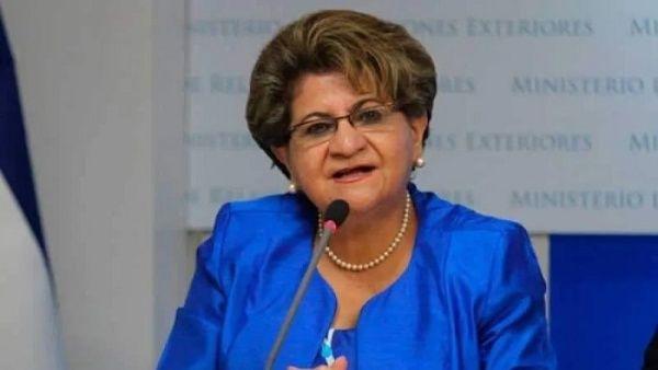 Una de las detenidas fue la exministrade Salud, Violeta Menjívar, quien ejerció su cargo durante el Gobierno de Salvador Sánchez Cerén.