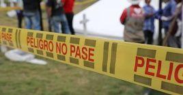 Las autoridades aún desconocen los móviles por el cual fue asesinado Vianey Gaviriaen el departamento de Caquetá.
