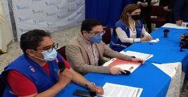 El exifiscal anticorrupción fue destituido del cargo el viernes por la fiscal general de Guatemala.