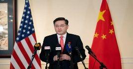 El nuevo embajador sustituye a Cui Tiankai, quien anunció en junio que dejaba su puesto tras ocho años.