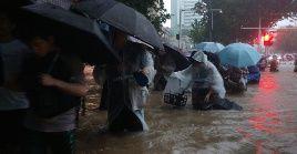 Las precipitaciones se volverán más frecuentes a medida que el clima se caliente, según la investigación publicada este jueves.