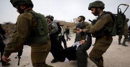 Las protestas se generaron luegodel asesinato un palestino identificado comoShadi Omar Lutfi Salim, ocurrido pasado el 27 de julio.
