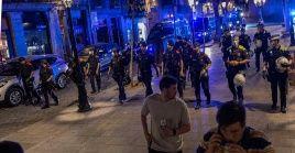El Gobierno de Cataluña ha determinado el cierre de todos los establecimientos para las 00H30 (hora local).