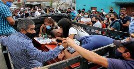 Durante el 2021 se contabilizan el asesinato de 103 líderes sociales y 31 excombatientes acogidos al proceso de paz.