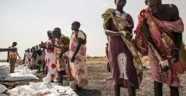 En nigeria, como consecuencia de los conflictos armados padecerán hambre extrema otras 401.000 personas.