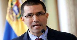 El canciller venezolano expreso su repudió a los planteamientos de la OEA contra Venezuela.