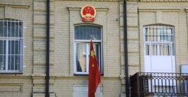 """El Gobierno chino urge al país báltico a """"rectificar sus errores"""" tras el anuncio de que Taipéi abrirá una oficina de representación en Vilna."""