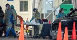 Autoridades sanitarias advirtieron que el 90 por ciento de los nuevos contagios se asocian a la variante Delta del virus.