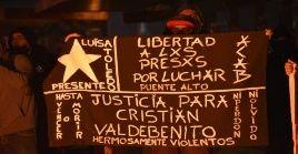 Hay en Chile aproximadamente 80 personas en prisión preventiva y más de 118 presos con arresto domiciliario total.