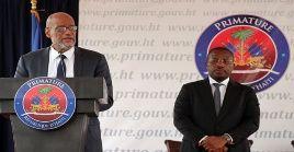 Al asumir como primer ministro haitiano Ariel Henry prometió organizar elecciones demoradas en Haití para avanzar en la estabilidad de la isla.