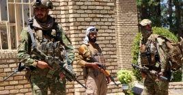 Varios países observan con preocupación la toma de más de 11 capitales provinciales de 34 que existen en Afganistán.