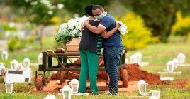 Brasil registra una incidencia de 272 fallecidos por cada 100.000 habitantes.