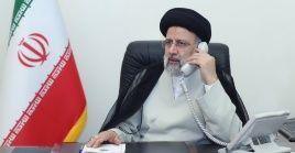 Raisi consideró de crucial la contribución de Teherán y Moscú a la paz y estabilidad de Afganistán y la región.