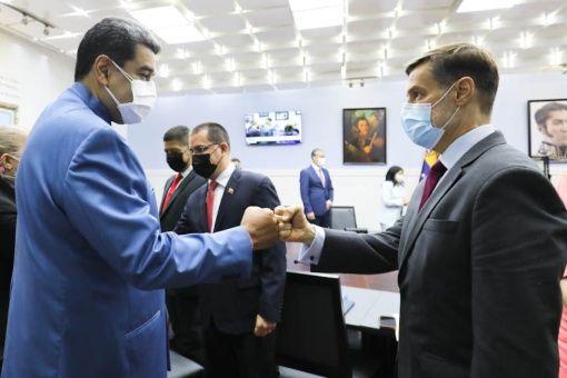 Nicolás Maduro designates new ministers of Venezuela