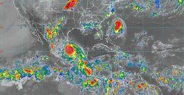 Comunidades costeras asentadas en el Golfo de México se mantienen en alerta general por los daños que podría ocasionar el huracán Grace.