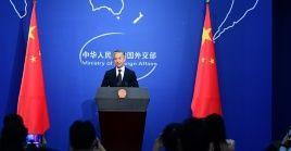 EE.UU. vuelve a demostrar su pensamiento hegemónico de acuerdo al vocero del país asiático