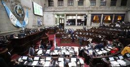 La improbación del Estado de Calamidad recibió 103 votos a favor, 54 en contra y hubo tres diputados ausentes.