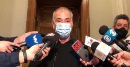 El diputado Eduardo Antonini señaló que la imputación no fue realizada por un miembro del Frente Amplio