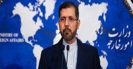 """""""La República Islámica de Irán está decidida a construir un mundo libre de violencia"""", dijo  Said Jatibzade."""