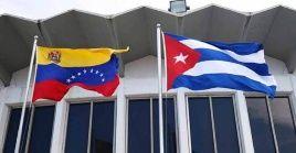 El canciller cubano lamentó la pérdida de vidas humanas y las afectaciones a familias venezolanas ocasionadas por las lluvias que azotan gran parte del país.