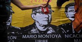 El exgeneral Montoya Uribe es investigado por hechos ocurridos entre el 2007 y el 2008 cuando fue comandante del Ejército Nacional.