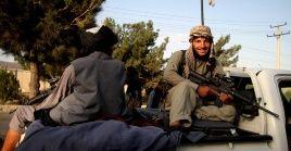 """""""La historia de Afganistán ha entrado en una nueva página tras la retirada de las tropas occidentales"""", afirmó el portavoz de la cancillería china.."""