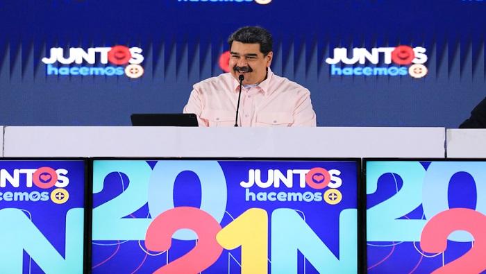 Pdte. Maduro: Hemos traído a toda la oposición venezolana al campo  electoral para el 21 de noviembre|Noticias|teleSUR