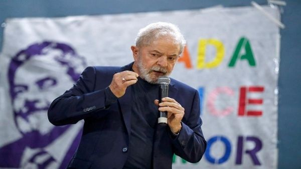 Poll names Lula da Silva as a favorite for 2022 elections