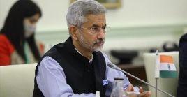 El canciller de la India, Subrahmanyam Jaishankar, calificó como muy importantes los lazos con Irán.