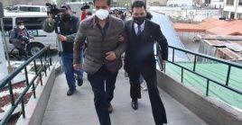 En audiencia cautelar se determinará si montero enfrenta el proceso en libertad o bajo arresto.