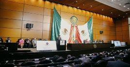 El responsable de Hacienda se estima que la economía mexicana crecerá al 4.1 por ciento para el 2022.