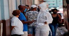 Cuba avanza en su plan de vacunación contra el coronavirus.