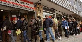 El Banco Central Europeo sostiene que existen 2 millones de desempleados más en el continente que antes de la pandemia.