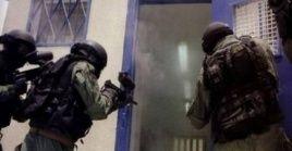 Cerca de 4.850 prisioneros palestinos sufren en cárceles israelíes los desmanes del régimen sionista.