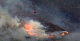 Las autoridades de Andalucía, sur de España, consideran que la causa del incendio en Sierra Bermeja es intencional.
