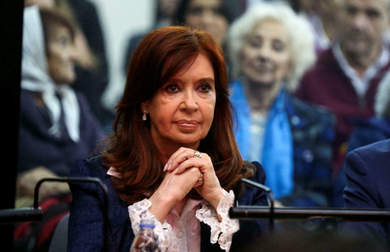 Cristina Fernández expresa confianza en Gobierno argentino