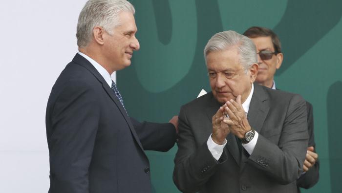 Cuba agradece a México por su reclamo del levantamiento del bloqueo de EE.UU.